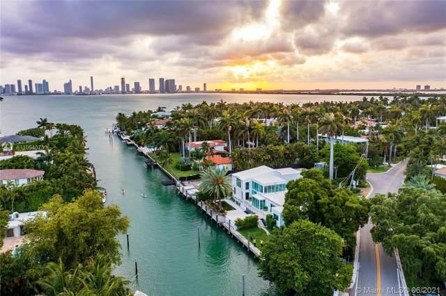 2288 Sunset Dr, Miami Beach, FL 33140 (MLS #A11054075) :: The Rose Harris Group