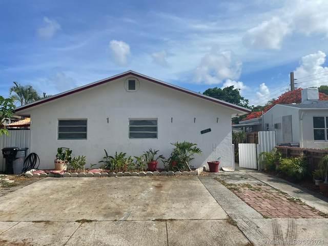 1940 Cleveland St, Hollywood, FL 33020 (MLS #A11054081) :: Berkshire Hathaway HomeServices EWM Realty