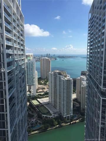 485 Brickell Ave #4501, Miami, FL 33131 (#A11054085) :: Posh Properties