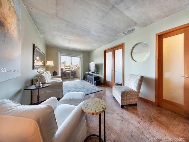 1610 Lenox Ave #514, Miami Beach, FL 33139 (MLS #A11054086) :: Castelli Real Estate Services