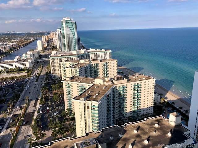 4111 S Ocean Dr #2910, Hollywood, FL 33019 (MLS #A11054088) :: Castelli Real Estate Services