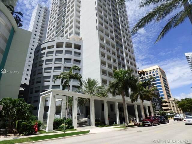 170 SE 14th St #2905, Miami, FL 33131 (MLS #A11054105) :: Castelli Real Estate Services