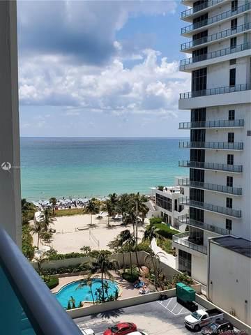 4001 S Ocean Dr 10D, Hollywood, FL 33019 (MLS #A11054116) :: The Rose Harris Group