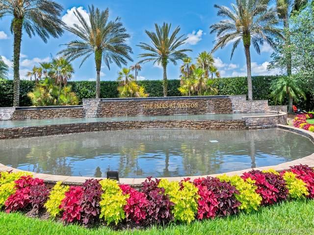4265 E Seneca Ave, Weston, FL 33332 (MLS #A11054131) :: Albert Garcia Team