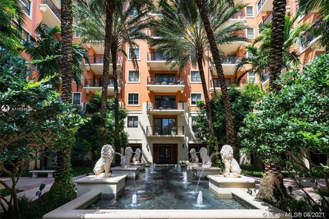 100 Andalusia Ave #314, Miami, FL 33134 (MLS #A11054138) :: Berkshire Hathaway HomeServices EWM Realty