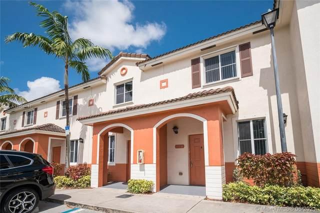 17335 NW 7th Ave #108, Miami Gardens, FL 33169 (MLS #A11054141) :: Berkshire Hathaway HomeServices EWM Realty