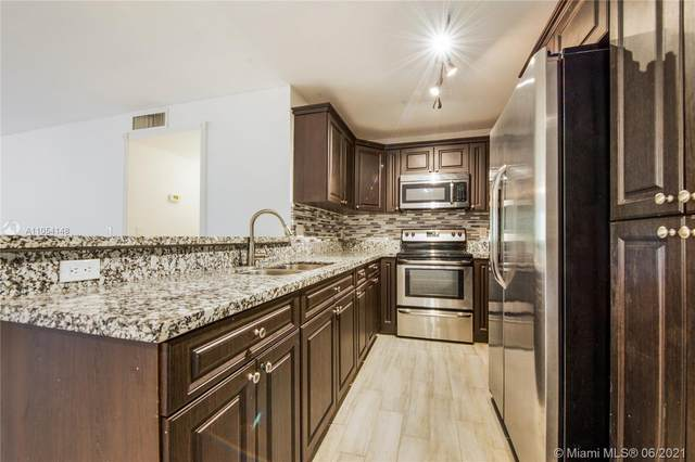 8550 SW 149 Ave #714, Miami, FL 33193 (MLS #A11054148) :: Berkshire Hathaway HomeServices EWM Realty