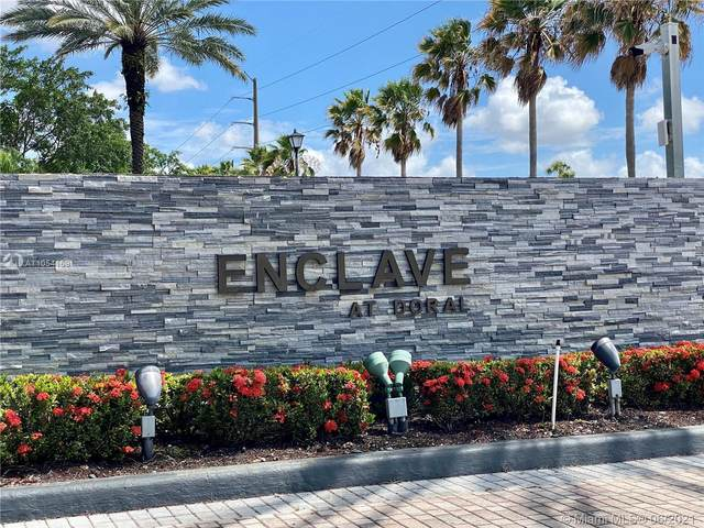 4420 NW 107th Ave #203, Doral, FL 33178 (MLS #A11054169) :: Douglas Elliman