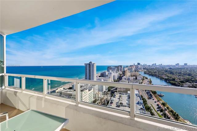 4401 Collins Ave 2610/12, Miami Beach, FL 33140 (MLS #A11054170) :: The Rose Harris Group