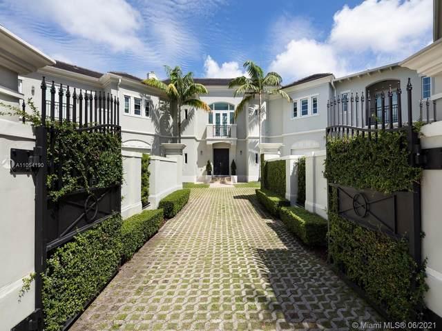 10120 SW 75 Pl, Pinecrest, FL 33156 (MLS #A11054190) :: Green Realty Properties