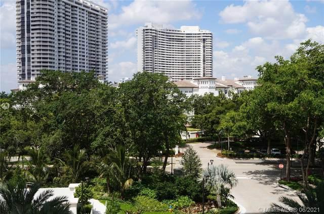 3000 Island Blvd #503, Aventura, FL 33160 (MLS #A11054203) :: Castelli Real Estate Services