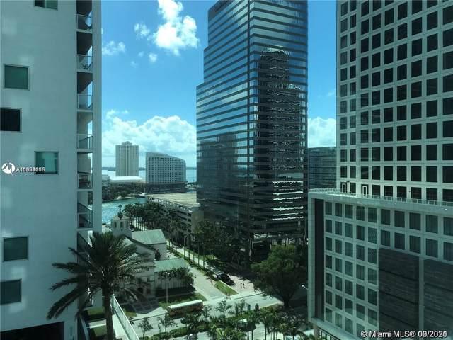 55 SE 6 Street #1610, Miami, FL 33131 (#A11054216) :: Posh Properties