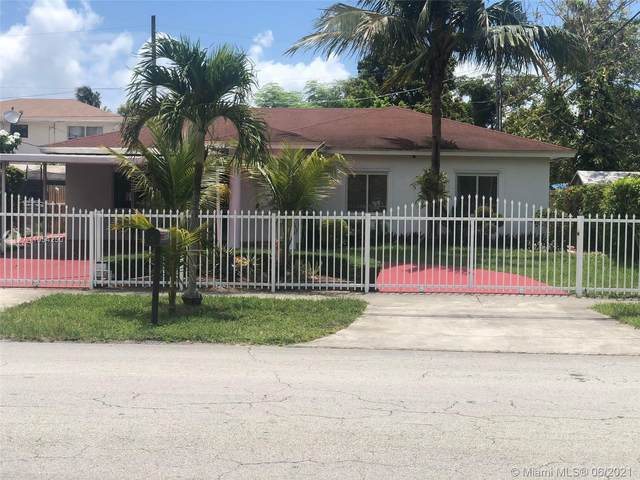 12031 NW 5th Ave, Miami, FL 33168 (MLS #A11054250) :: The Riley Smith Group