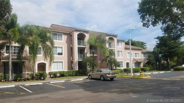 12154 Saint Andrews Pl #101, Miramar, FL 33025 (MLS #A11054268) :: Rivas Vargas Group