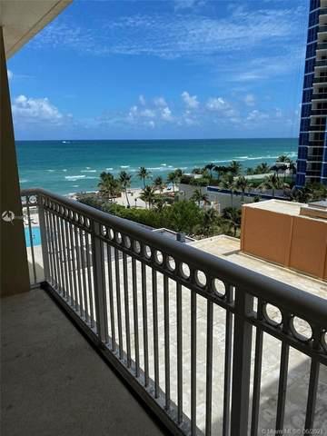 19201 Collins Av #502, Sunny Isles Beach, FL 33160 (MLS #A11054272) :: ONE Sotheby's International Realty