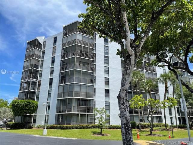 20500 W Country Club Dr #609, Aventura, FL 33180 (#A11054278) :: Posh Properties