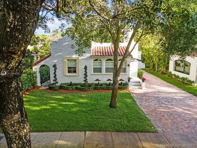 608 Majorca Ave, Coral Gables, FL 33143 (MLS #A11054283) :: Berkshire Hathaway HomeServices EWM Realty