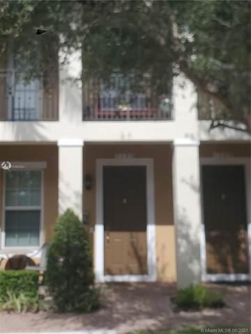 1125 SW 147 Terrace, Pembroke Pines, FL 33027 (MLS #A11054322) :: Berkshire Hathaway HomeServices EWM Realty