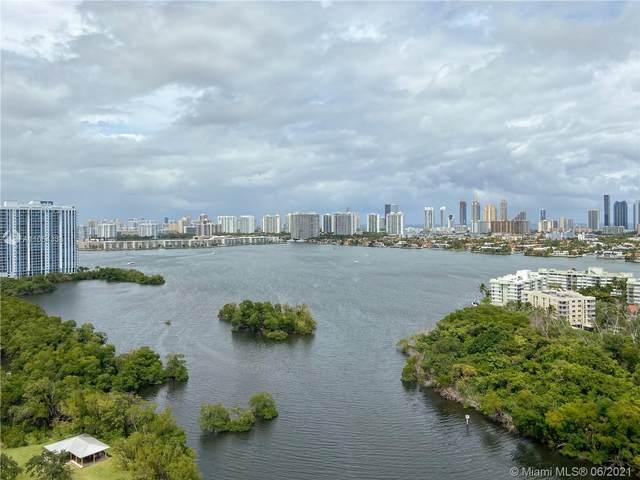 16385 Biscayne Blvd #2107, Aventura, FL 33160 (MLS #A11054338) :: The Rose Harris Group