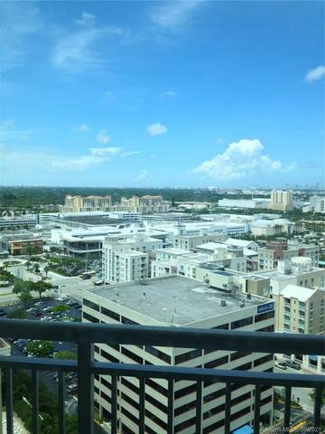 9066 SW 73 #1805, Miami, FL 33156 (MLS #A11054410) :: The Teri Arbogast Team at Keller Williams Partners SW