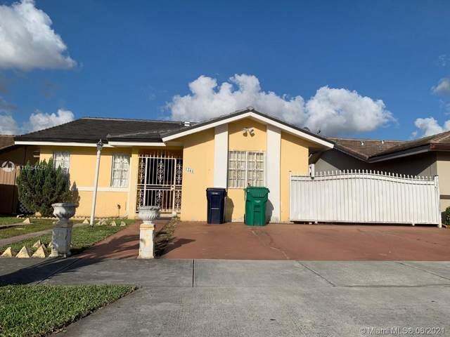 1261 SW 142 CT, Miami, FL 33184 (MLS #A11054427) :: The Riley Smith Group