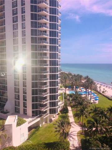 19201 Collins Ave #818, Sunny Isles Beach, FL 33160 (MLS #A11054439) :: The Jack Coden Group