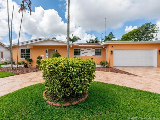 340 NW 206th Ter, Miami Gardens, FL 33169 (MLS #A11054467) :: The Riley Smith Group