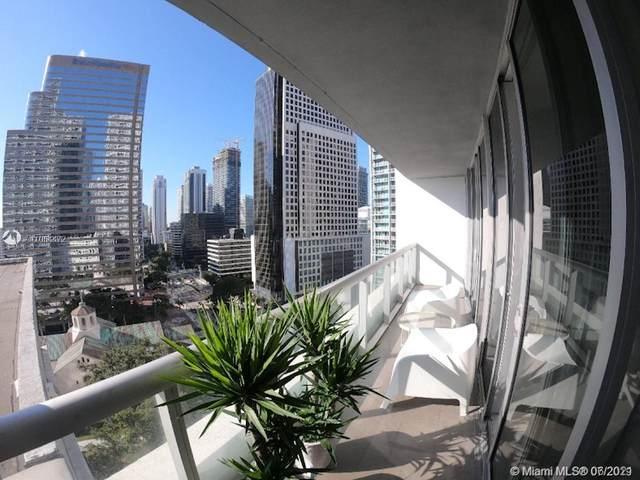 485 Brickell Ave #1609, Miami, FL 33131 (#A11054472) :: Posh Properties