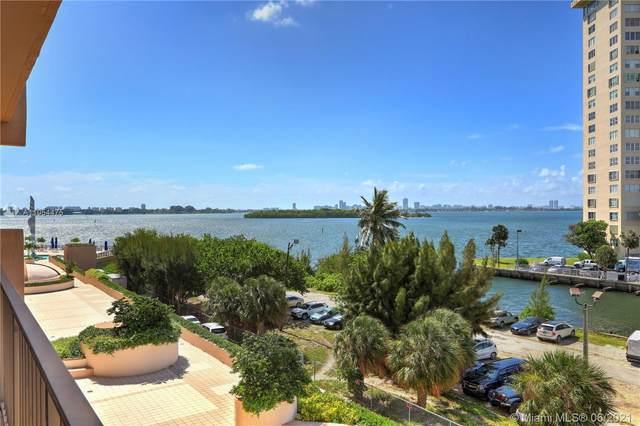1800 NE 114th St #509, Miami, FL 33181 (MLS #A11054475) :: The Rose Harris Group