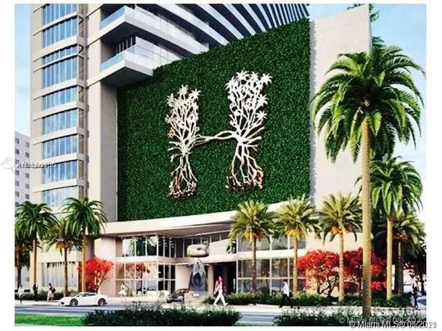 4111 S Ocean Dr #1903, Hollywood, FL 33019 (MLS #A11054483) :: Castelli Real Estate Services
