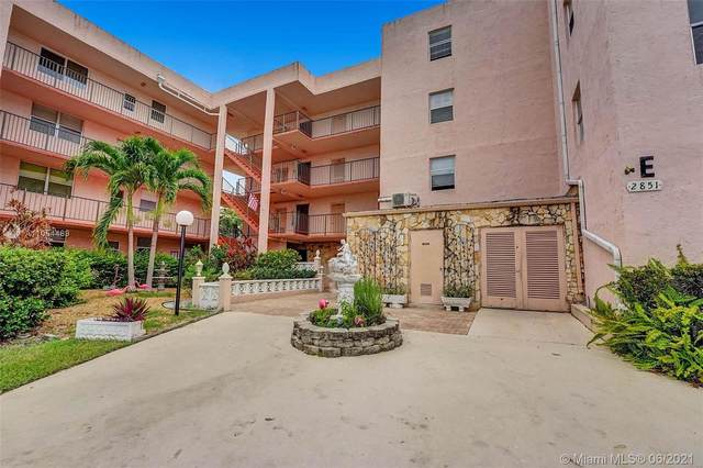 2851 Somerset Drive #101, Lauderdale Lakes, FL 33311 (MLS #A11054489) :: Green Realty Properties
