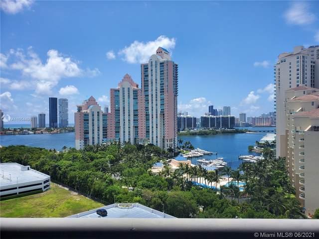 3300 NE 191st St #1617, Aventura, FL 33180 (#A11054496) :: Posh Properties
