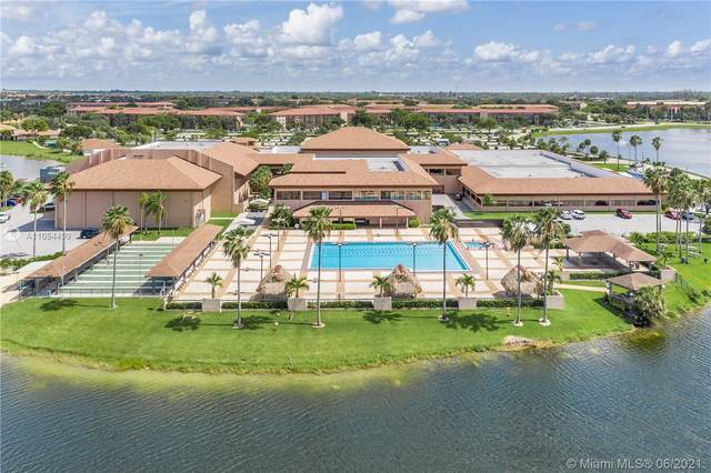 12601 SW 13th St 304G, Pembroke Pines, FL 33027 (MLS #A11054499) :: Berkshire Hathaway HomeServices EWM Realty