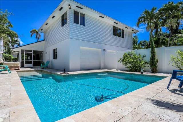 1550 Tyler St, Hollywood, FL 33020 (MLS #A11054519) :: United Realty Group