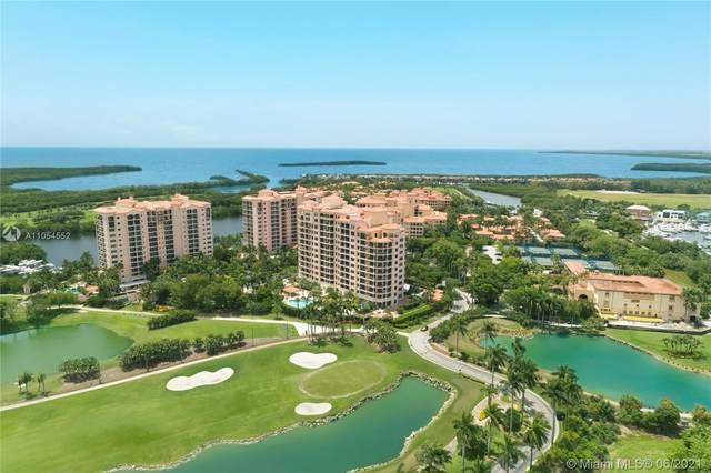 13621 Deering Bay Dr #201, Coral Gables, FL 33158 (MLS #A11054552) :: Berkshire Hathaway HomeServices EWM Realty