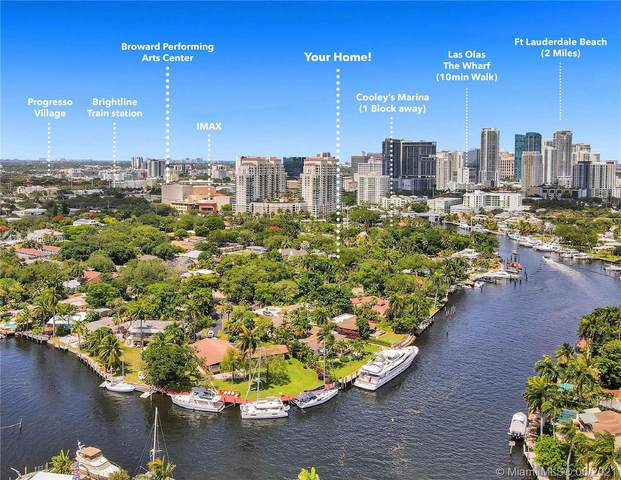 800 Sw 4 Ct, Fort Lauderdale, FL 33312 (MLS #A11054620) :: The Riley Smith Group