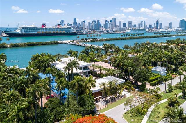 130 Palm Ave, Miami Beach, FL 33139 (MLS #A11054640) :: The Teri Arbogast Team at Keller Williams Partners SW