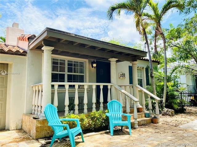 2519 Tequesta Ln, Miami, FL 33133 (MLS #A11054643) :: The Riley Smith Group