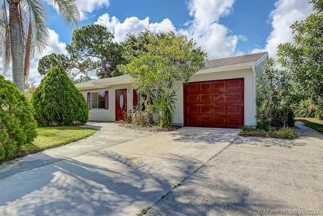 137 SW Evans Avenue, Port Saint Lucie, FL 34984 (MLS #A11054656) :: Douglas Elliman