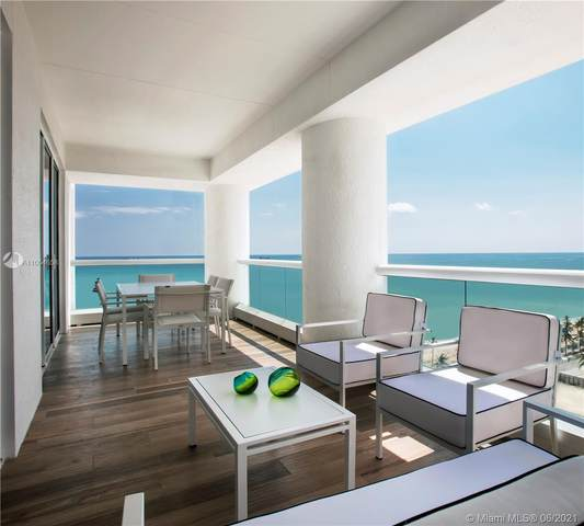 551 N Fort Lauderdale Beach Blvd H1114, Fort Lauderdale, FL 33304 (MLS #A11054658) :: The Rose Harris Group