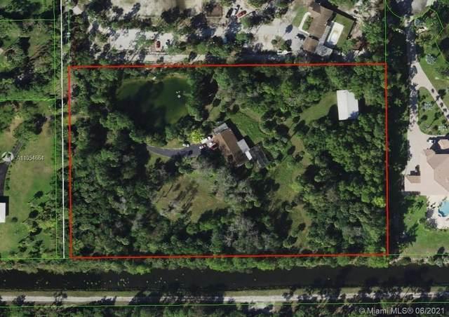 451 Possum Pass, West Palm Beach, FL 33413 (MLS #A11054664) :: The Rose Harris Group