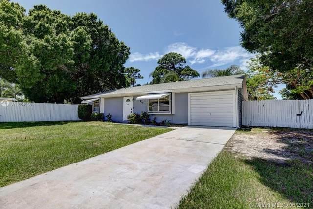 426 NE Donita Court #426, Port Saint Lucie, FL 34983 (MLS #A11054666) :: Douglas Elliman