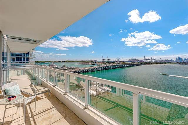 540 West Ave #812, Miami Beach, FL 33139 (MLS #A11054669) :: The Rose Harris Group