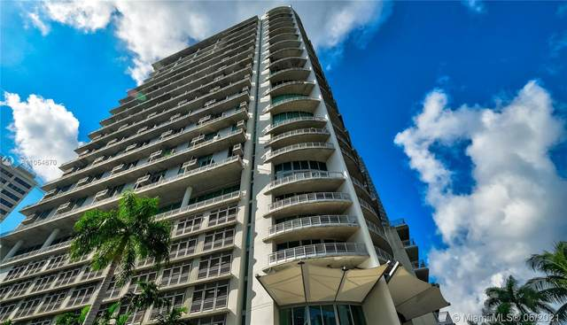 690 SW 1st Ct #3118, Miami, FL 33130 (MLS #A11054670) :: Berkshire Hathaway HomeServices EWM Realty