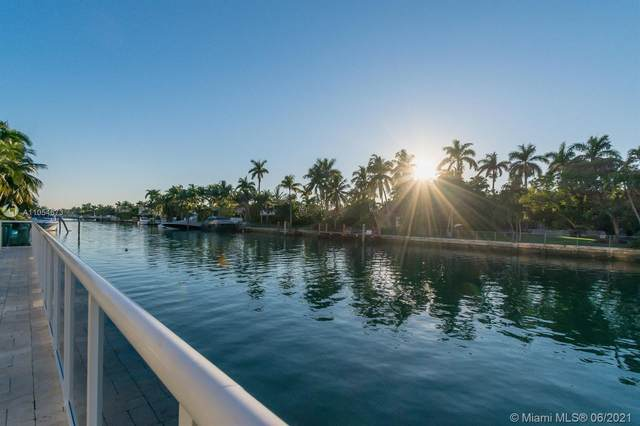 9800 W Bay Harbor Dr #705, Bay Harbor Islands, FL 33154 (MLS #A11054673) :: Berkshire Hathaway HomeServices EWM Realty