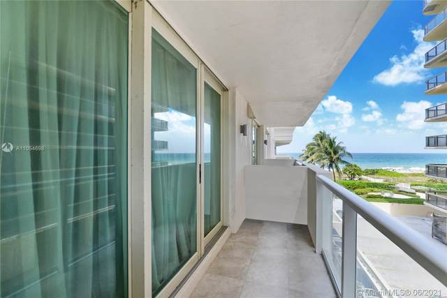 9499 Collins Ave #304, Surfside, FL 33154 (MLS #A11054698) :: ONE Sotheby's International Realty