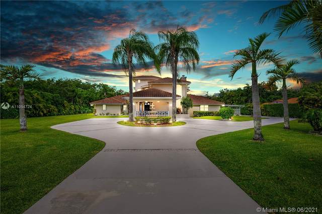 10800 SW 67th Ave, Pinecrest, FL 33156 (MLS #A11054724) :: Albert Garcia Team