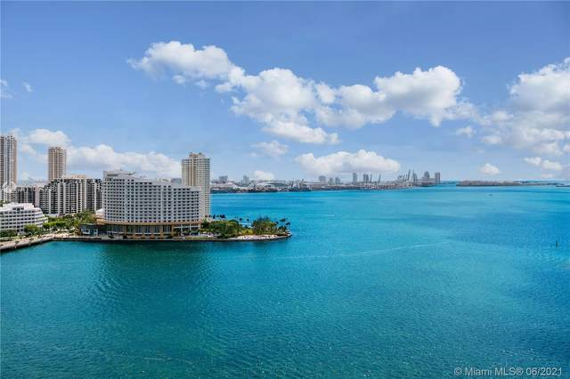 1155 Brickell Bay Dr #2204, Miami, FL 33131 (MLS #A11054736) :: The Rose Harris Group