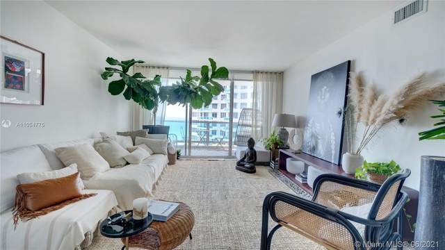 5151 Collins Ave #1126, Miami Beach, FL 33140 (MLS #A11054775) :: Berkshire Hathaway HomeServices EWM Realty