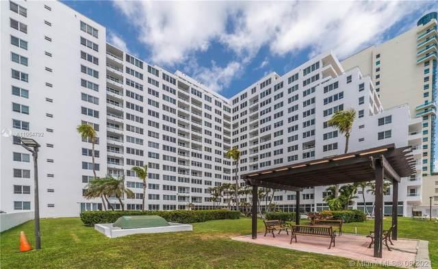 5005 Collins Ave #725, Miami Beach, FL 33140 (MLS #A11054792) :: Dalton Wade Real Estate Group
